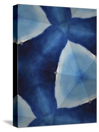 Indigo Daydream VIII-Renee W^ Stramel-Stretched Canvas Print