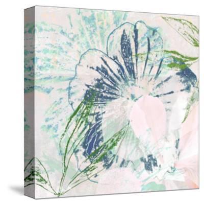 Azulejo IV-Sia Aryai-Stretched Canvas Print