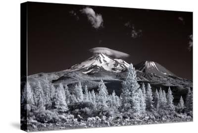 Mount Shasta-Carol Highsmith-Stretched Canvas Print