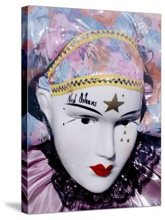 Mardi Gras Mask-Carol Highsmith-Stretched Canvas Print