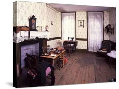 Tenement Museum-Carol Highsmith-Stretched Canvas Print