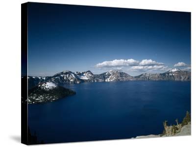 Crater Lake, Oregon-Carol Highsmith-Stretched Canvas Print