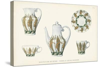 Sevres Porcelain Collection III-Vision Studio-Stretched Canvas Print