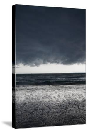 An Afternoon Storm Approaching Railay Beach-Erika Skogg-Stretched Canvas Print