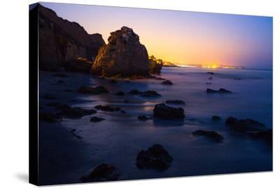 El Matador State Beach Near Los Angeles-Ben Horton-Stretched Canvas Print