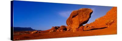 Balanced Rock, Marble Canyon, Arizona--Stretched Canvas Print