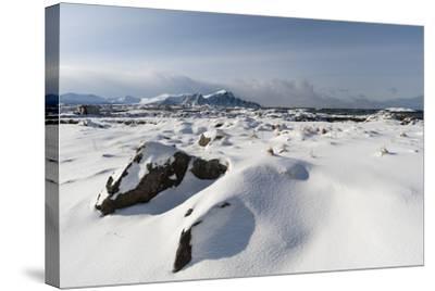 Andenes, Vesteralen Islands, Arctic, Norway, Scandinavia-Sergio Pitamitz-Stretched Canvas Print