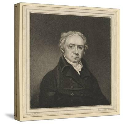 William Lisle Bowles, C.1825-James Thomson-Stretched Canvas Print