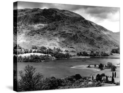 Lake District - Ullswater 19 June 1961-Staff-Stretched Canvas Print
