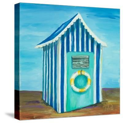 Beach Cabana II-Patricia Pinto-Stretched Canvas Print