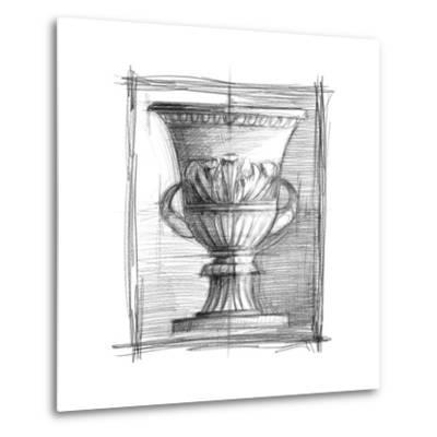 Classical Elements II-Ethan Harper-Metal Print
