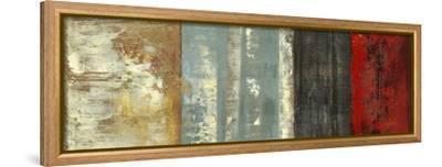 Birch-Sloane Addison ?-Framed Stretched Canvas Print
