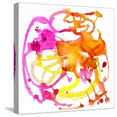 Watercolour Abstract IV-Anna Polanski-Stretched Canvas Print