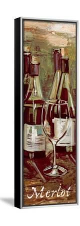 Merlot-Heather A^ French-Roussia-Framed Stretched Canvas Print