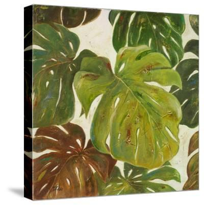 Green Touch I-Patricia Pinto-Stretched Canvas Print