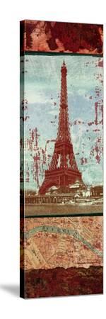 Weathered Landmark I-Elizabeth Medley-Stretched Canvas Print