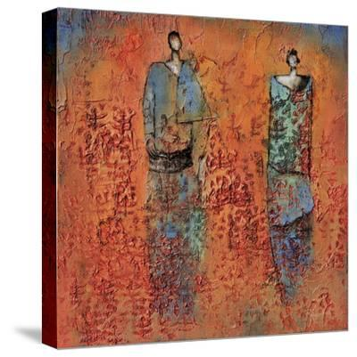 Global Harmony-Michel Raucher-Stretched Canvas Print