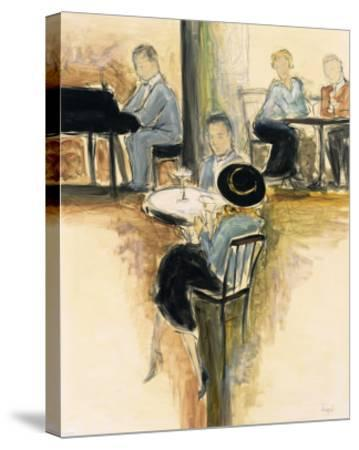 Easy Listening I-Dupre-Stretched Canvas Print