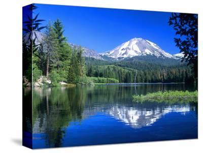 Mt. Lassen National Park, California, USA-John Alves-Stretched Canvas Print