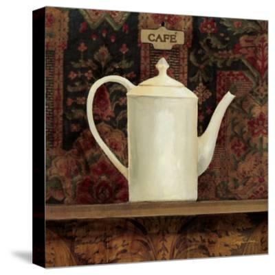 Ornamental Teapot I-Avery Tillmon-Stretched Canvas Print