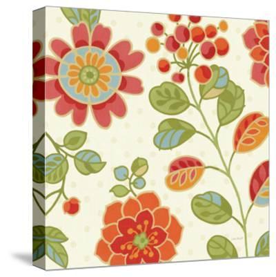 Summer Palette I-Lisa Audit-Stretched Canvas Print