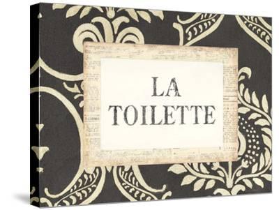 La Toilette-Emily Adams-Stretched Canvas Print