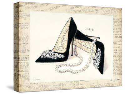 From Emilys Closet IV-Emily Adams-Stretched Canvas Print