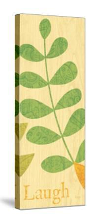 Nature Trio-Veronique Charron-Stretched Canvas Print