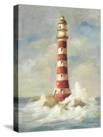 Lighthouse II-Danhui Nai-Stretched Canvas Print