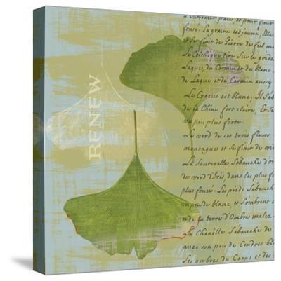 Renew-Hugo Wild-Stretched Canvas Print