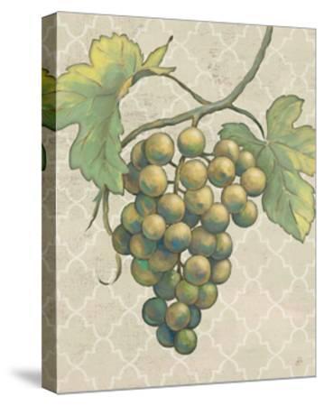 Lovely Fruits IV Neutral Crop-Daphne Brissonnet-Stretched Canvas Print