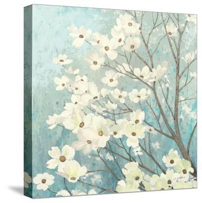 Dogwood Blossoms I-James Wiens-Stretched Canvas Print