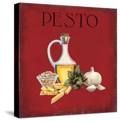 Italian Cuisine II-Marco Fabiano-Stretched Canvas Print