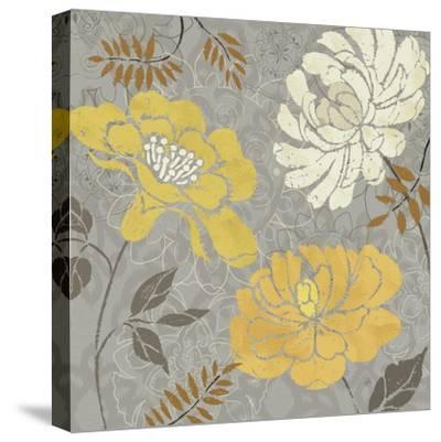 Morning Tones Gold-Daphne Brissonnet-Stretched Canvas Print