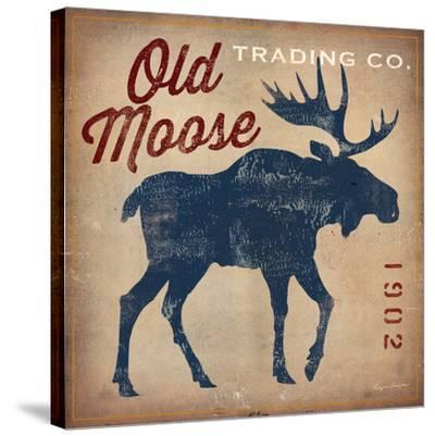 Old Moose Trading Co.-Ryan Fowler-Stretched Canvas Print