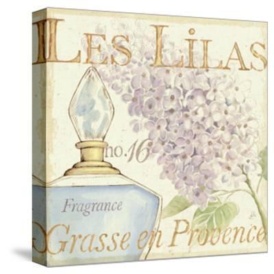 Fleurs and Parfum IV-Daphne Brissonnet-Stretched Canvas Print