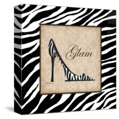 Glam-Kathy Middlebrook-Stretched Canvas Print