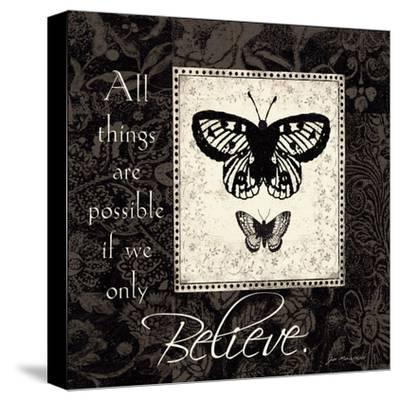 Believe-Jo Moulton-Stretched Canvas Print