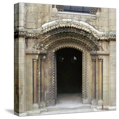 Southwell Minster in Nottinghamshire, 12th Century-CM Dixon-Stretched Canvas Print