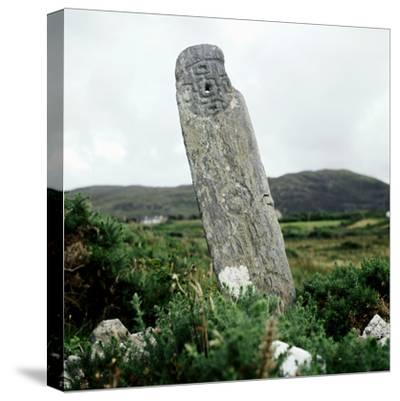 Glencolumbkille, Donegal, Eire-CM Dixon-Stretched Canvas Print