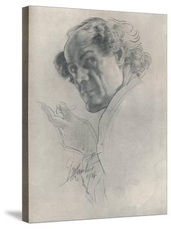 Luigi, C1914-George Washington Lambert-Stretched Canvas Print