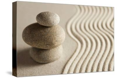 Balance (Shallow Depth of Field)-og-vision-Stretched Canvas Print