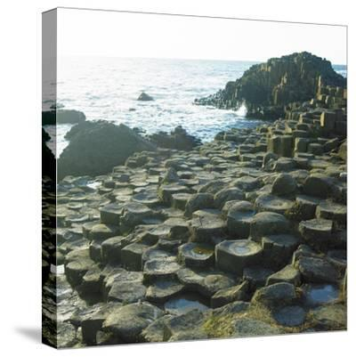 Giant's Causeway, County Antrim, Northern Ireland-phbcz-Stretched Canvas Print
