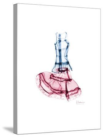 Skirt and Blouse II-Albert Koetsier-Stretched Canvas Print