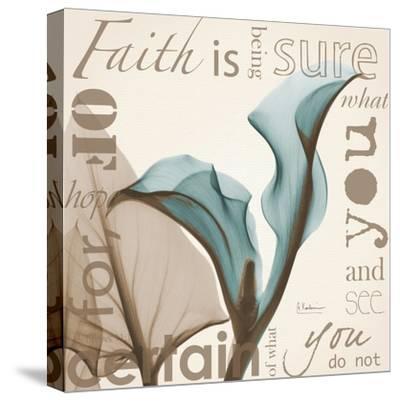 Calla Faith-Albert Koetsier-Stretched Canvas Print
