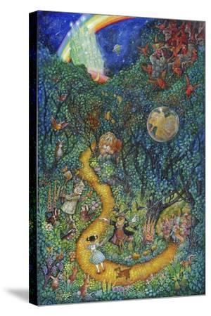 Off to See the Wizard-Bill Bell-Stretched Canvas Print