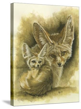 Artful-Barbara Keith-Stretched Canvas Print