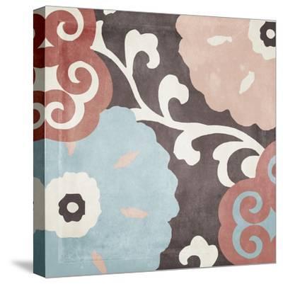Umbrella Skies II-Color Bakery-Stretched Canvas Print