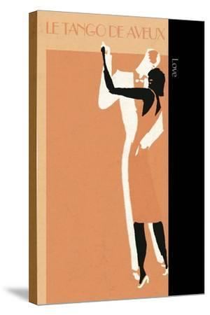 Love Tango-FS Studio-Stretched Canvas Print