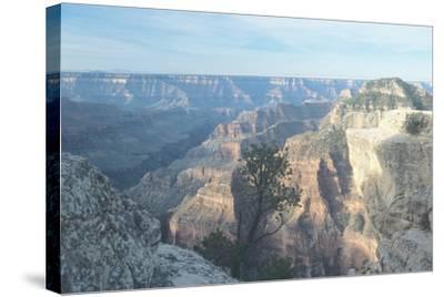 Grand Canyon 05-Gordon Semmens-Stretched Canvas Print